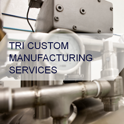 Custom Blending & Toll-Manufacturing