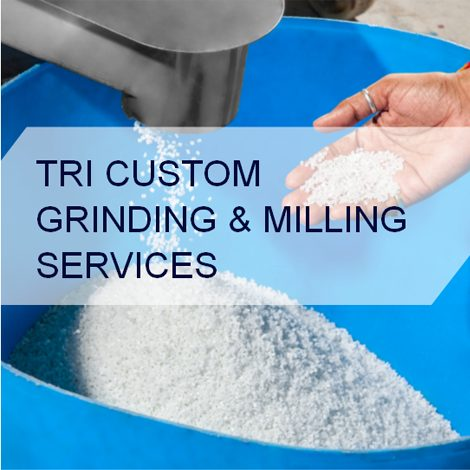 Custom Manufacturing Grinding Milling